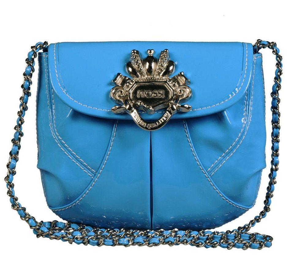 Silvio Tossi Handtaschen in blau