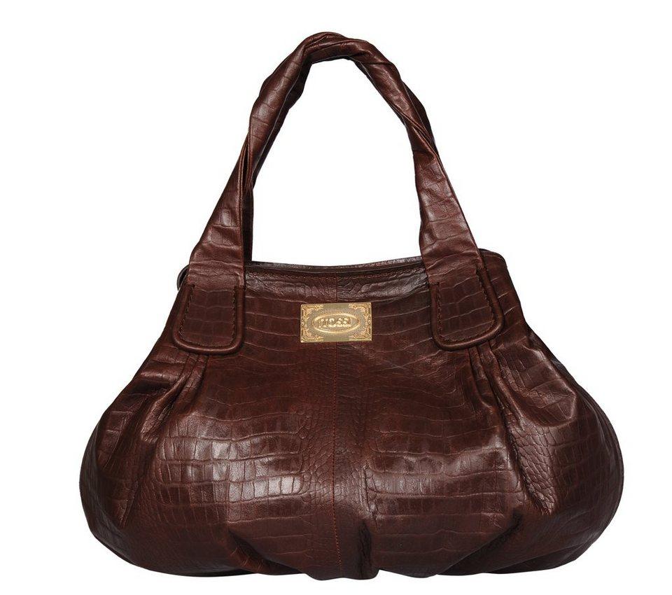 Silvio Tossi Handtaschen in bordeaux