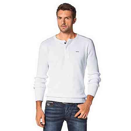 Mode: Herrenmode: Pullover
