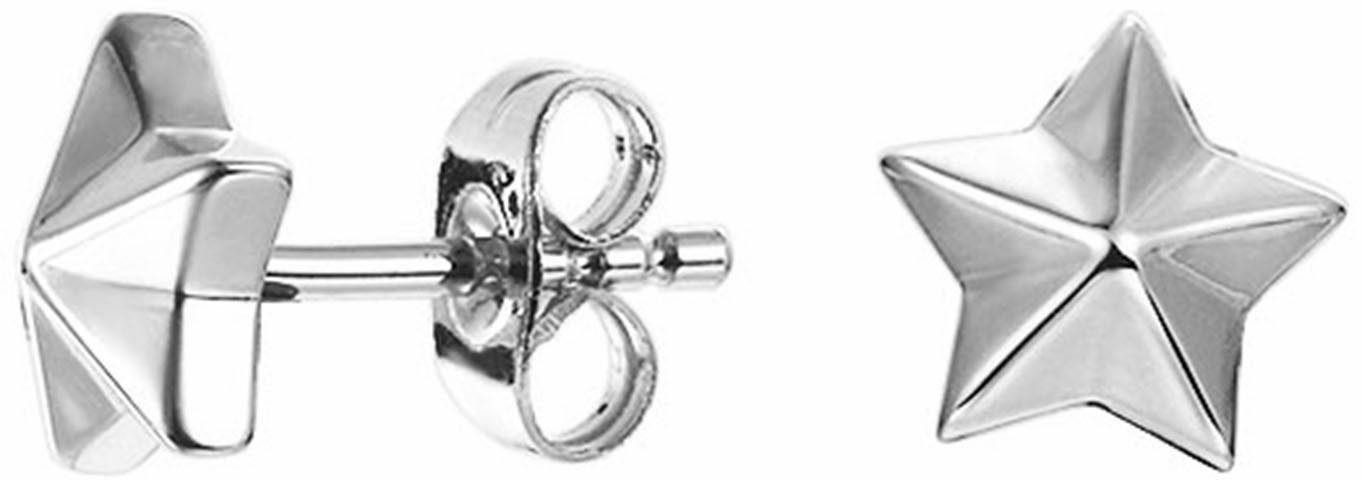 Esprit Paar Ohrstecker »Stern, ESPRIT-JW52884, ESER02750A000«