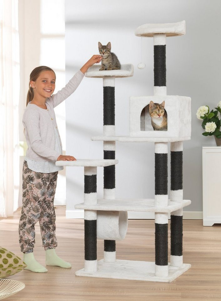 kratzbaum f r katzen online kaufen otto. Black Bedroom Furniture Sets. Home Design Ideas