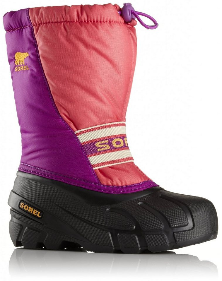 Sorel Stiefel »Cub Boots Childrens« in pink