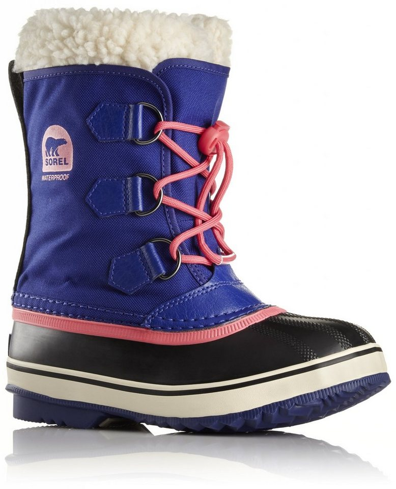 Sorel Stiefel »Yoot Pac Boots Youth« in blau