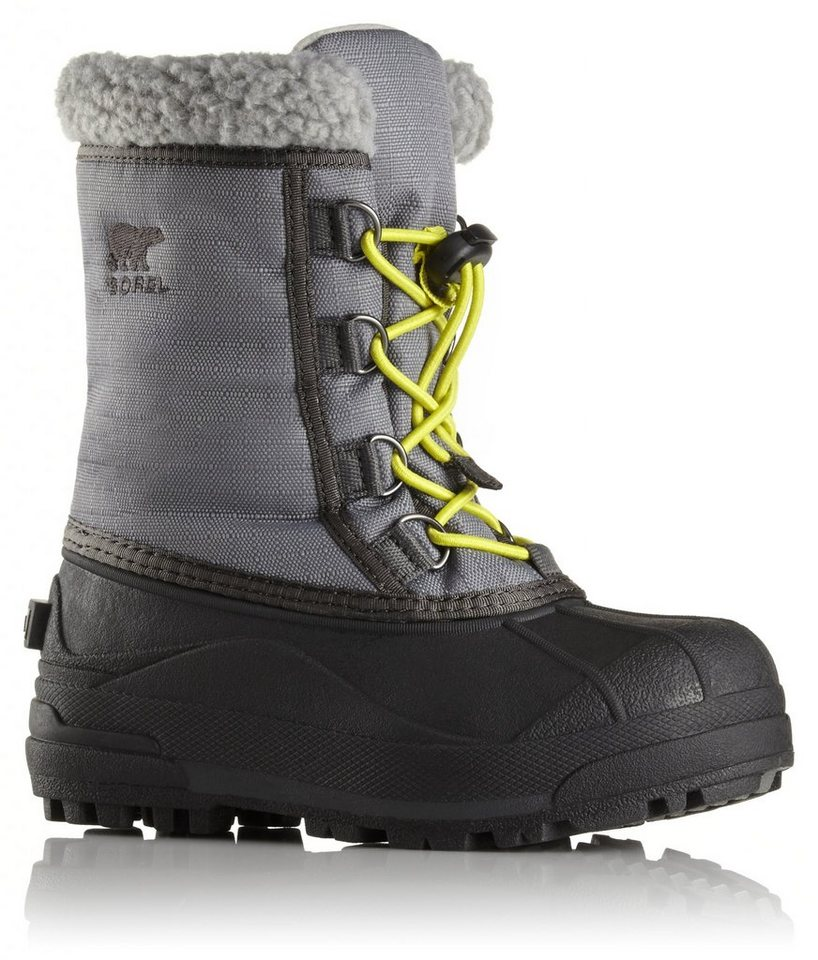 Sorel Stiefel »Cumberland Boots Youth« in grau