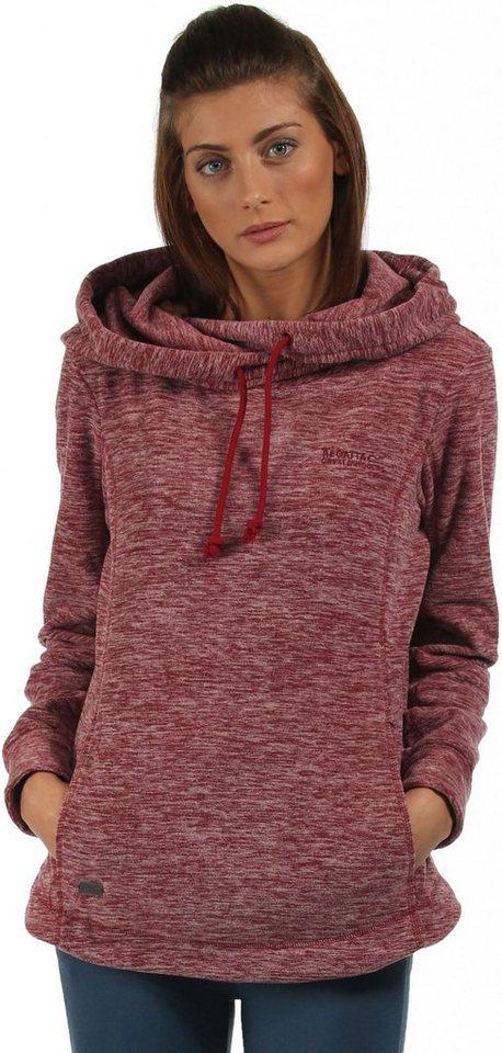 Regatta Pullover »Kizmit Hoody Women« in rot
