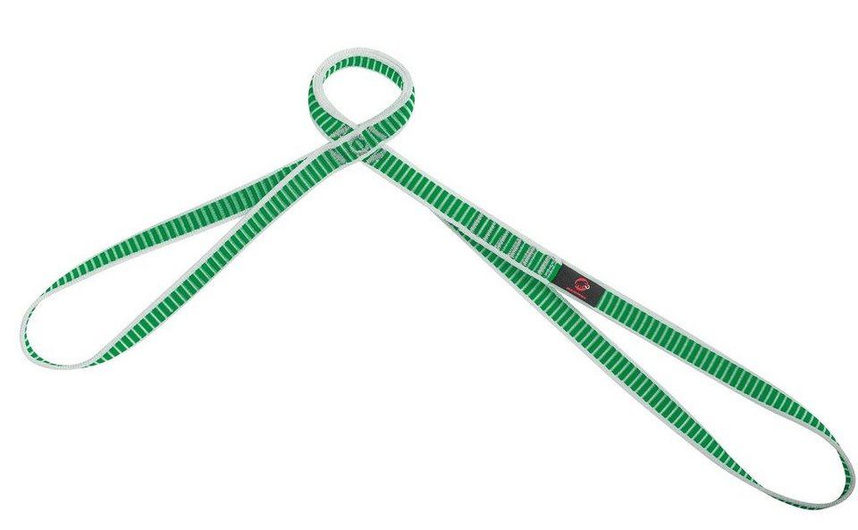 Mammut Kletter Schlinge »Belay Sling 19.0 Sling 90cm« in grün