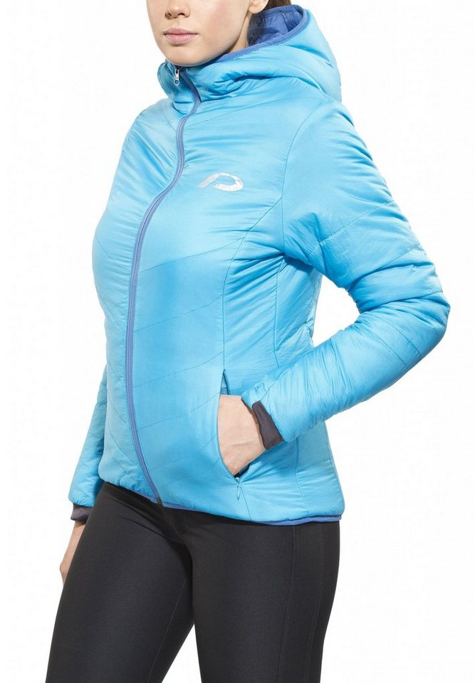 Protective Pullover »Isny Jacket Women« in blau