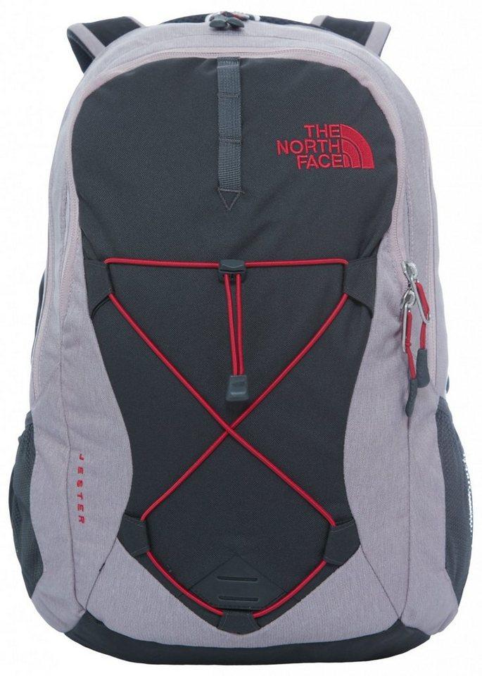 The North Face Sport- und Freizeittasche »Jester Backpack Women« in grau