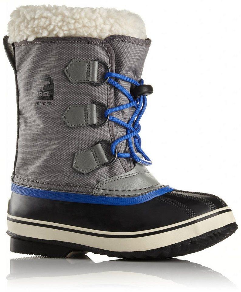 Sorel Stiefel »Yoot Pac Nylon Boots Childrens« in grau