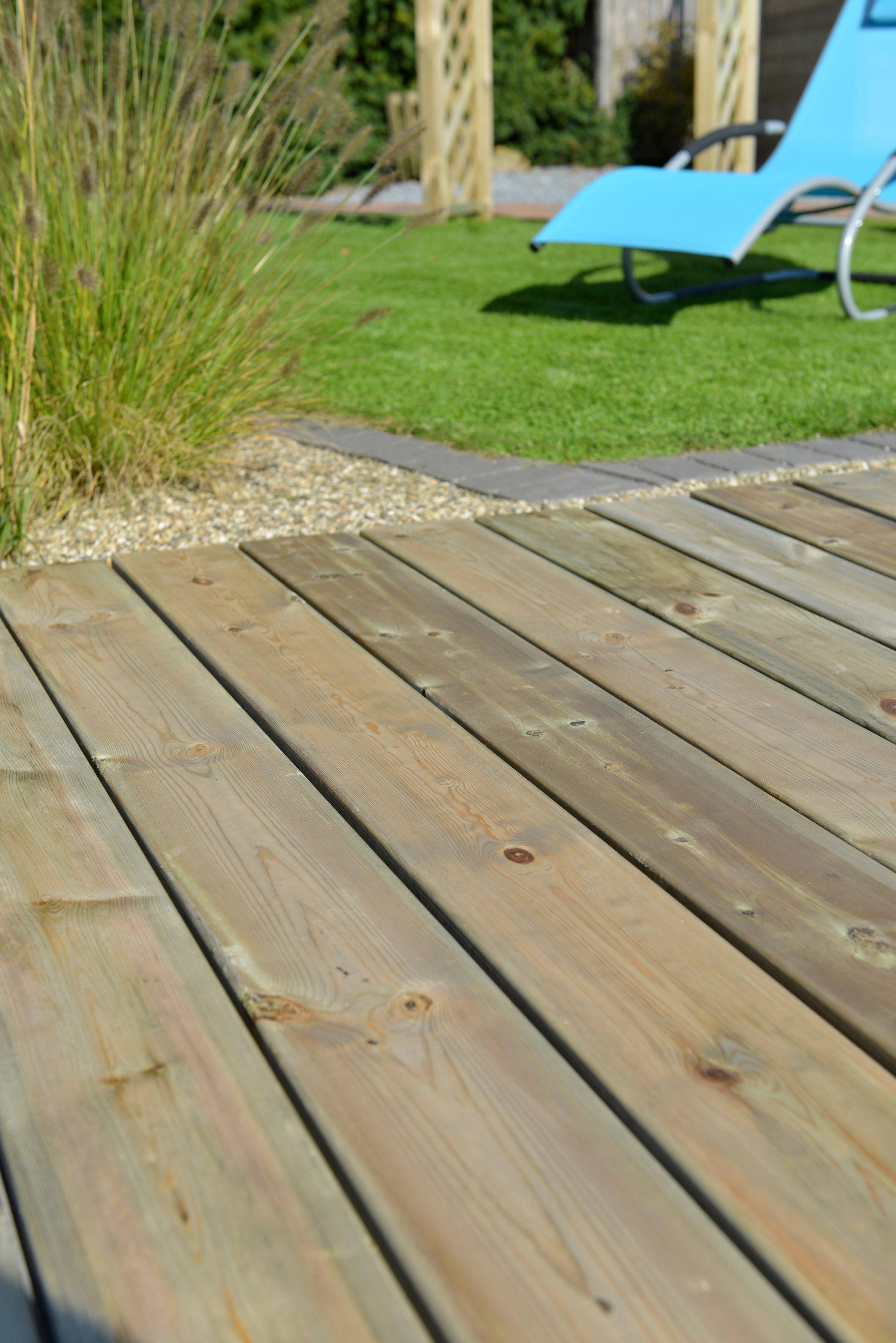 Holz-Terrassendielen »Kiefer«, 7,44 m²