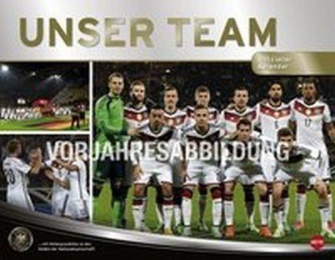 Kalender »DFB Posterkalender 2017«