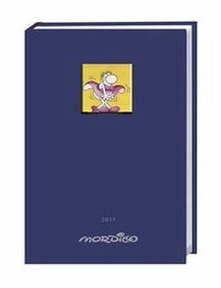 Kalender »Mordillo Kalenderbuch A6 2017«