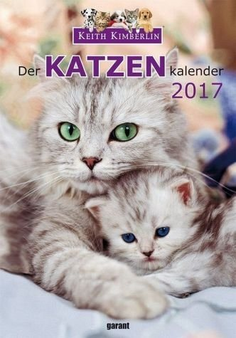 Kalender »Wochenkalender Keith Kimberlein Katzen 2017«