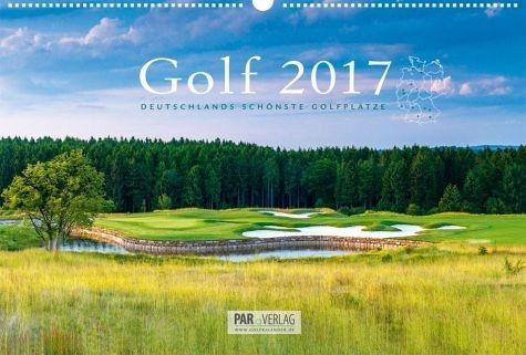 Kalender »Golfkalender 2017«