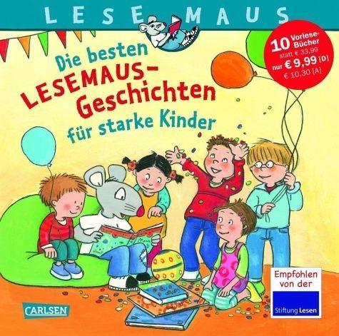 Gebundenes Buch »LESEMAUS Sonderbände: Die besten...«