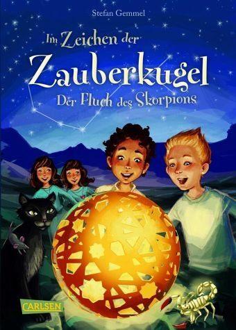 Gebundenes Buch »Der Fluch des Skorpions / Im Zeichen der...«