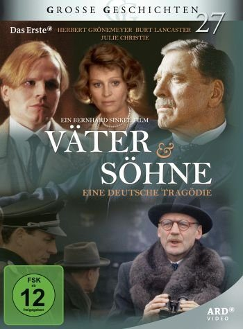 DVD »Väter & Söhne - Eine deutsche Tragödie (4 Discs)«