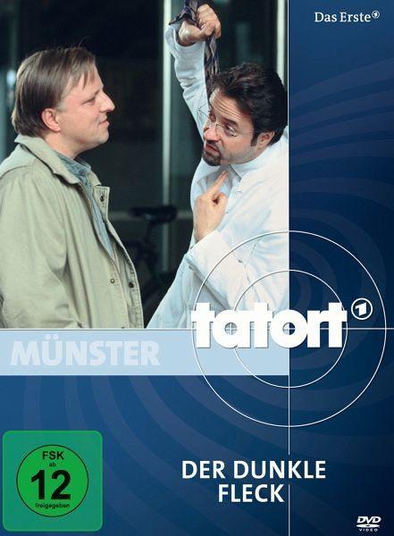 DVD »Tatort: Der dunkle Fleck«