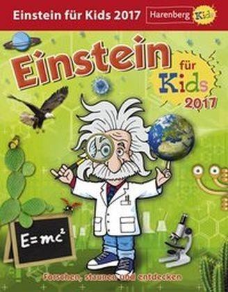 Kalender »Einstein für Kids 2017 Kinderkalender«
