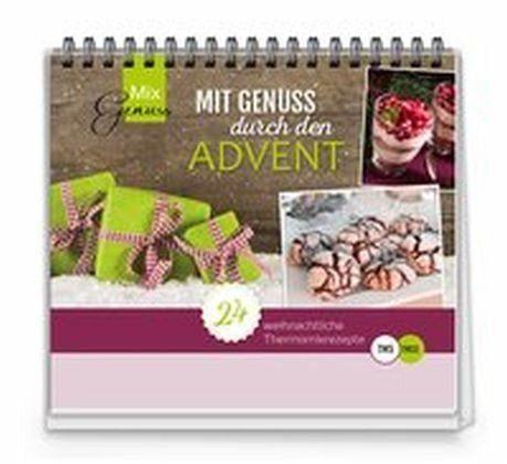 Kalender »Mit Genuss durch den Advent«