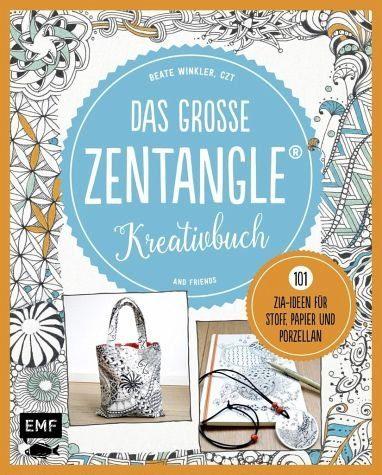Gebundenes Buch »Das große Zentangle-Kreativbuch«
