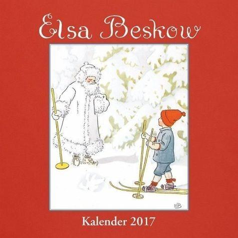 Kalender »Elsa-Beskow-Kalender 2017«