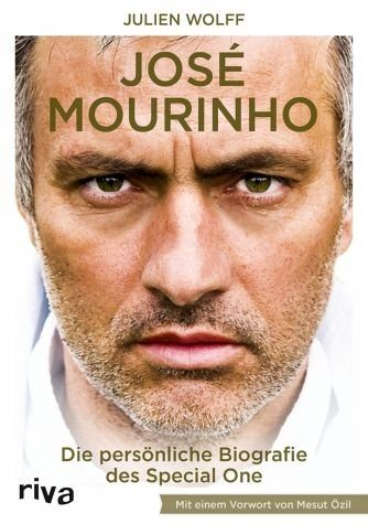 Gebundenes Buch »José Mourinho«