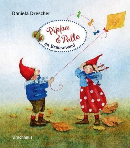 Buch mit Papp-Einband »Pippa und Pelle im Brausewind«