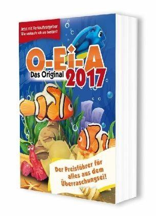 Broschiertes Buch »O-Ei-A 2017 - Das Original - Der Preisführer...«