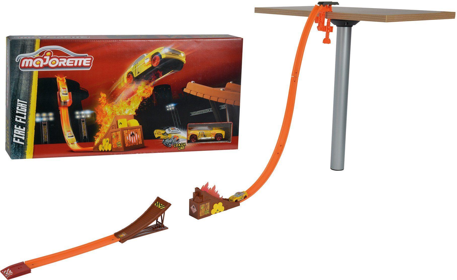 Majorette Autorennbahn, »Stunt Heroes Fire Flight«