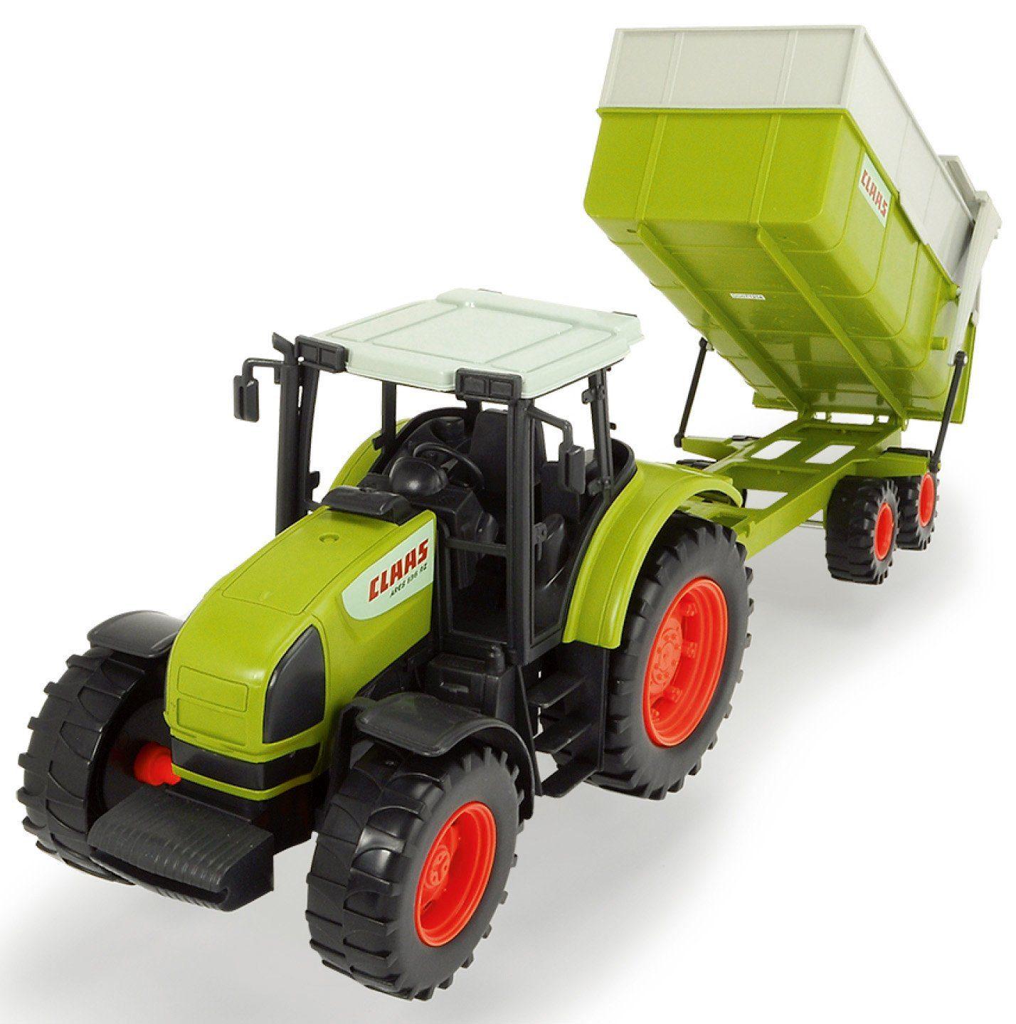 Dickie Toys Spielzeugtraktor, »CLAAS Ares Set«