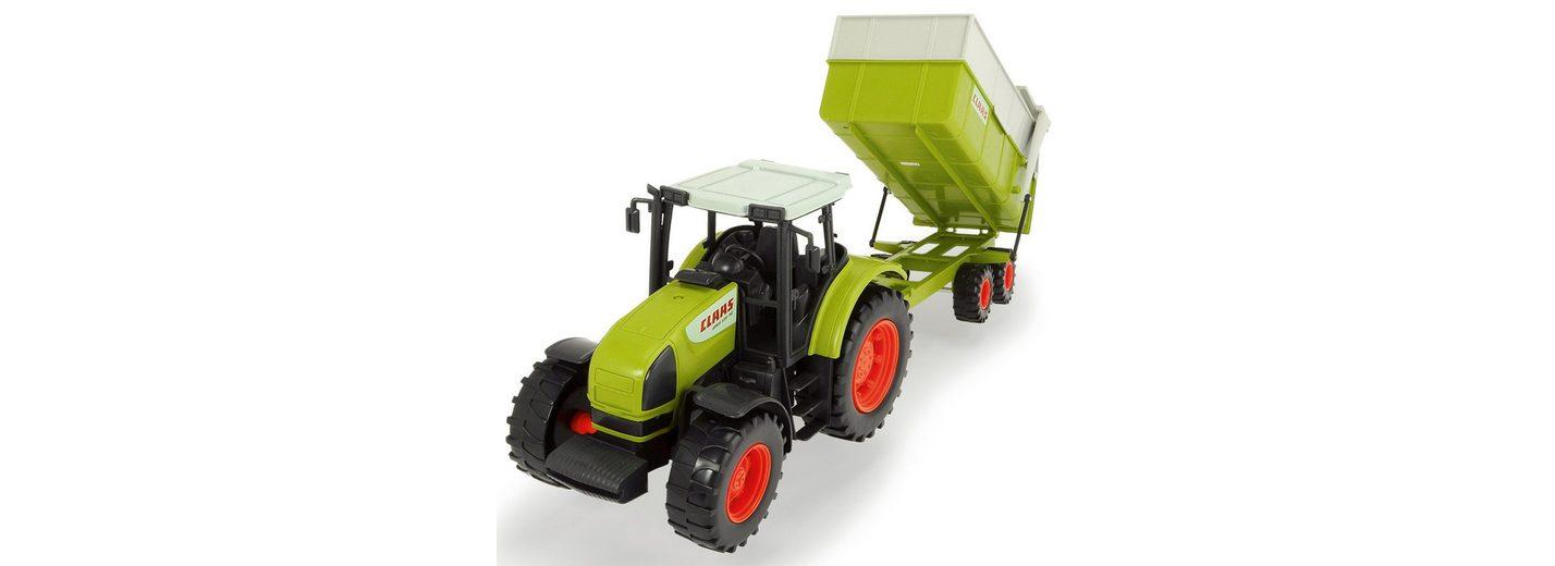 Dickie Spielzeugtraktor, »CLAAS Ares Set«