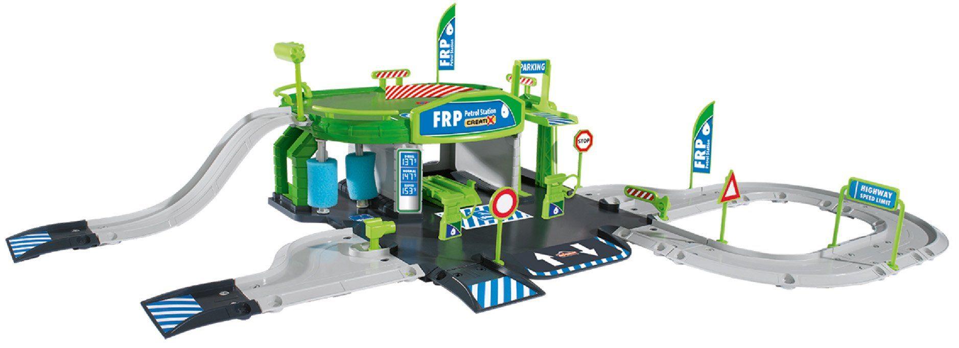 Majorette Spielzeug Tankstelle, »Creatix Petrol Station«