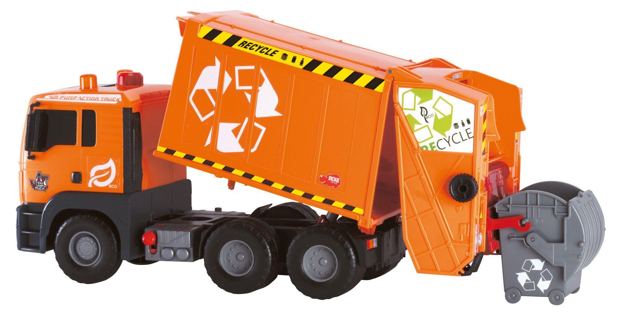 Dickie Toys LKW, »Air Pump Garbage Truck«