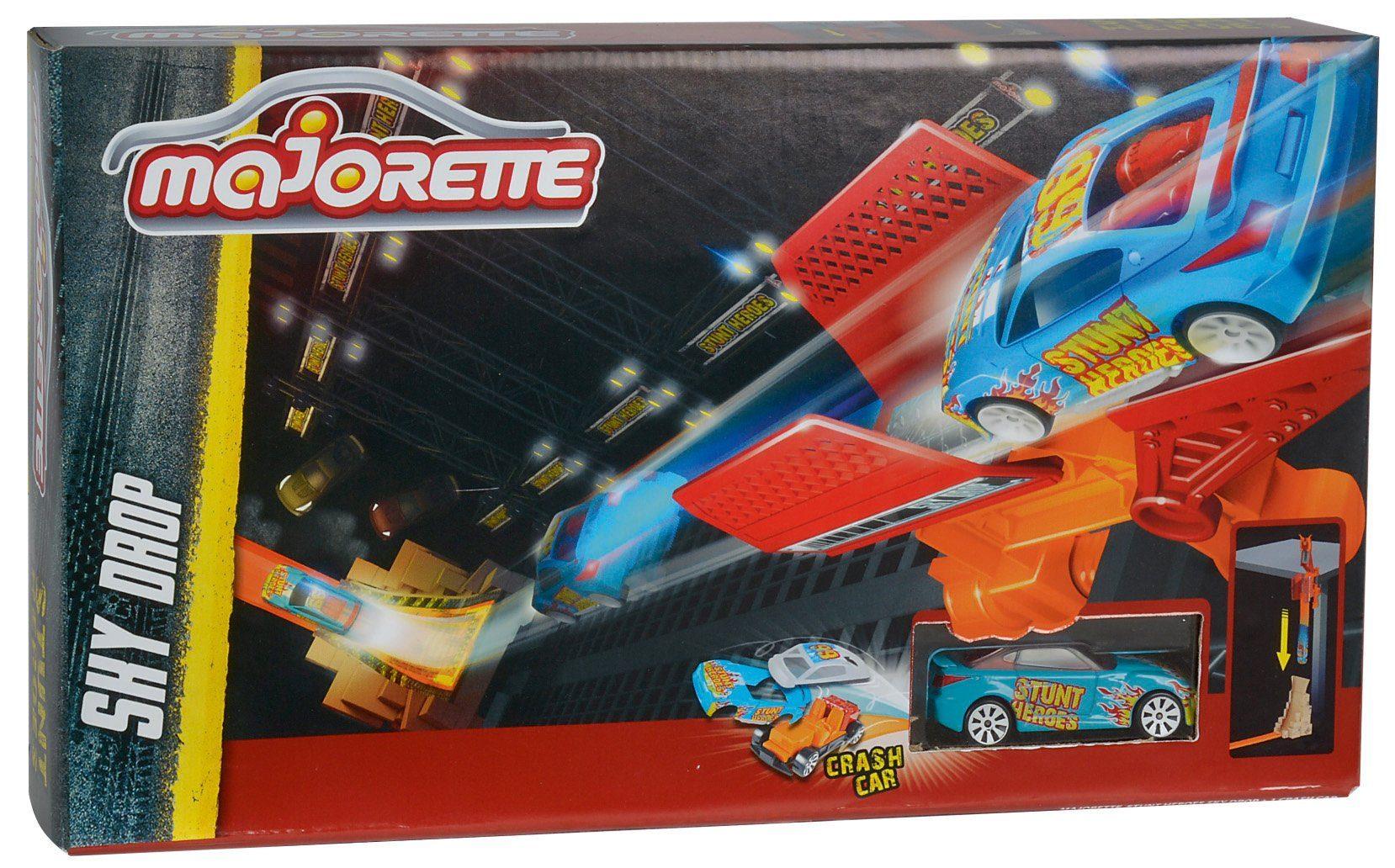 Majorette Autorennbahn, »Stunt Heroes Sky Drop«