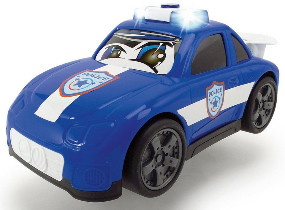 Dickie Polizei Set, »Happy Rescue« in blau