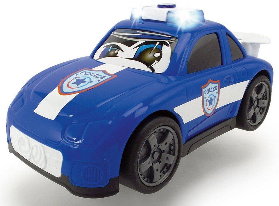 Dickie Toys Polizei Set, »Happy Rescue« in blau