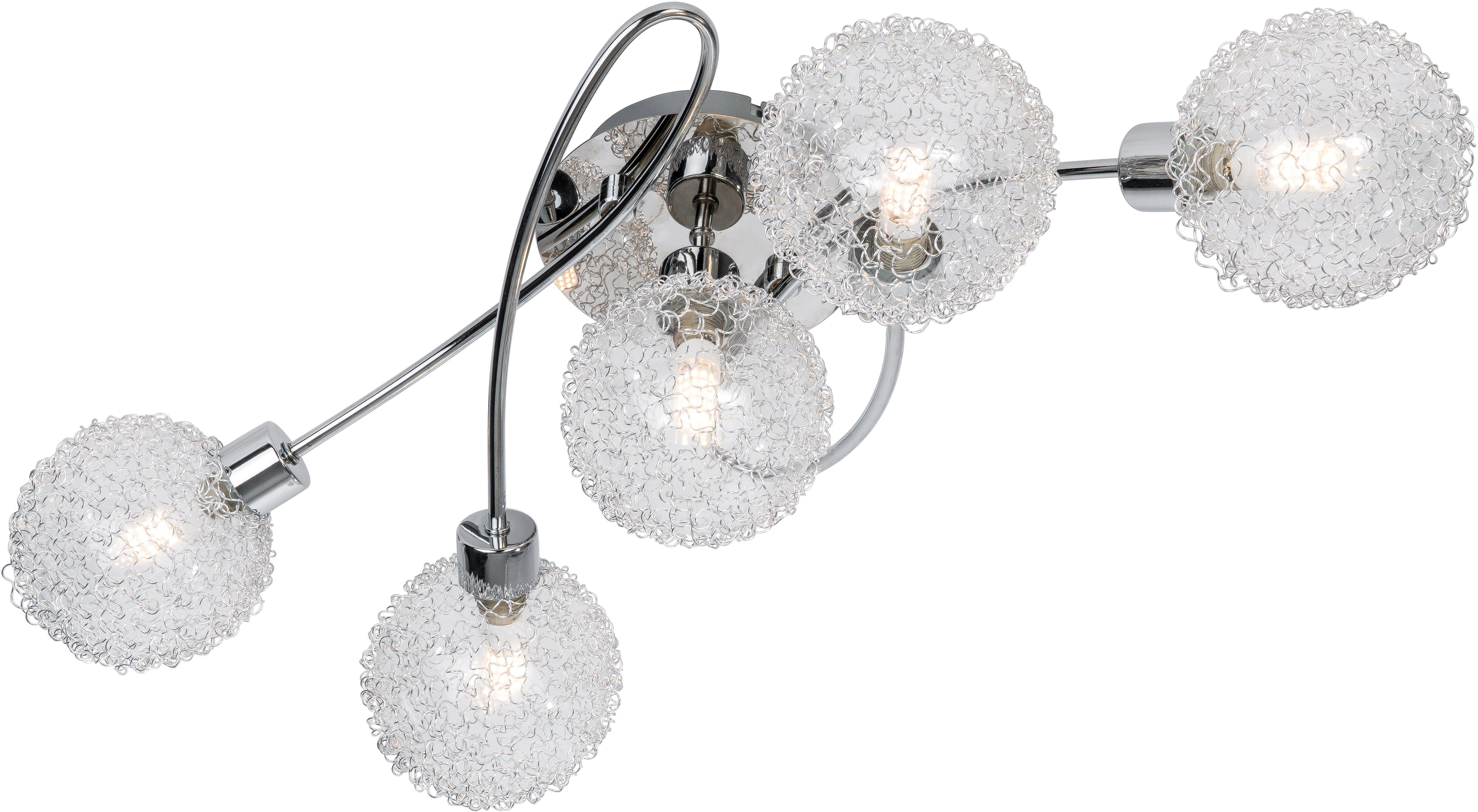Nino LED-Deckenleuchte, 5flg., »RYDER«