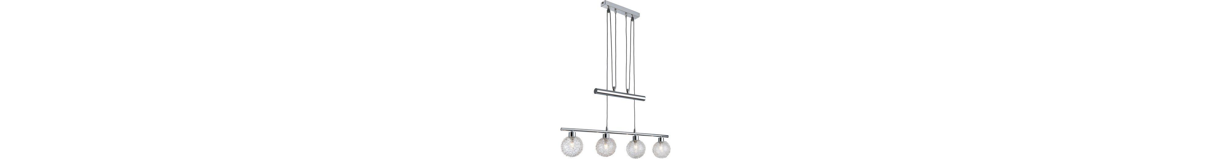 Nino LED-Pendelleuchte, 4flg., »RYDER«