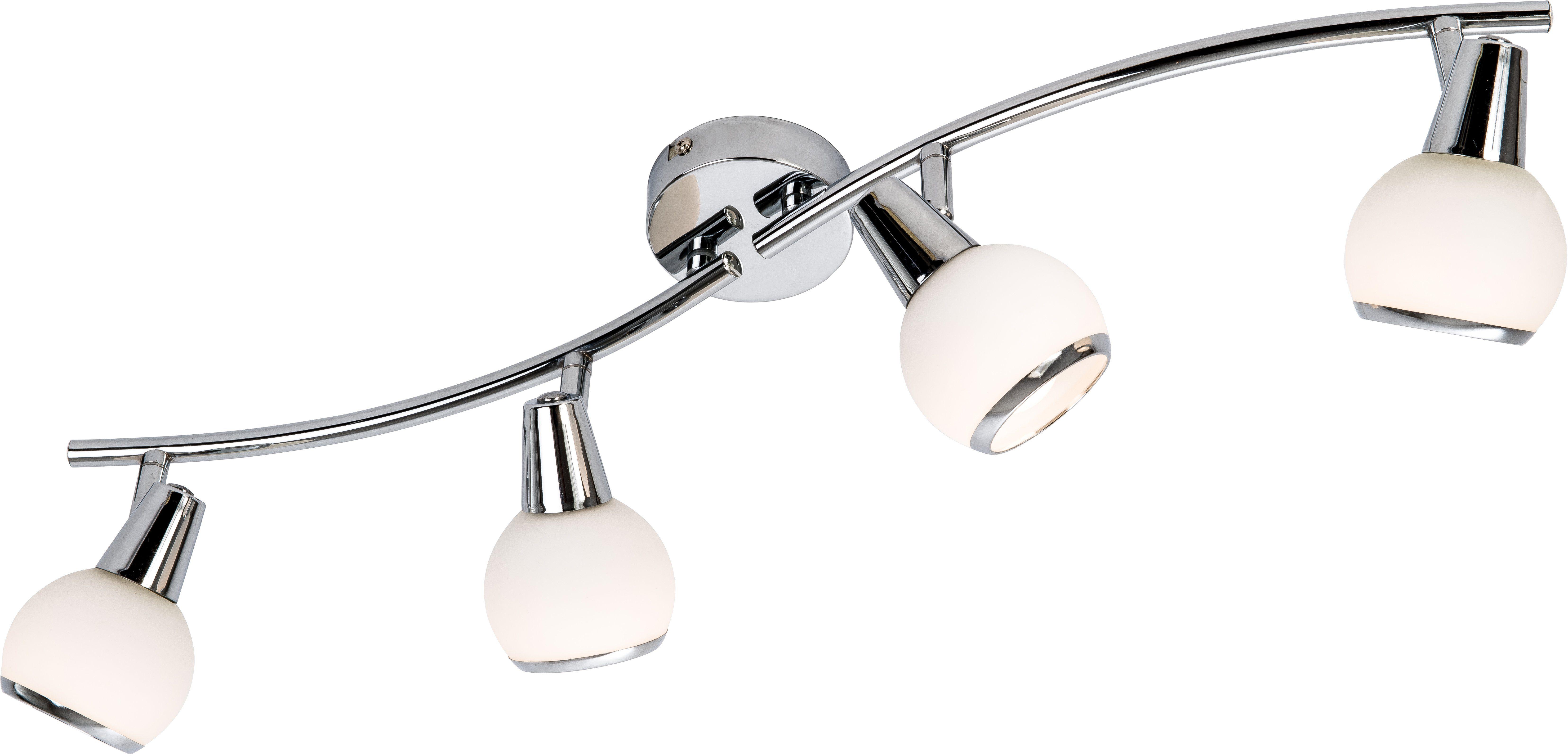 Nino LED-Deckenleuchte, 4flg., »LORIS«