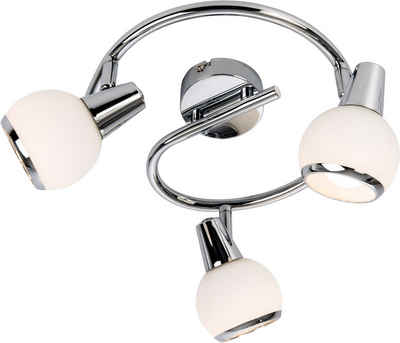 Nino LED Deckenleuchte 3flg LORIS