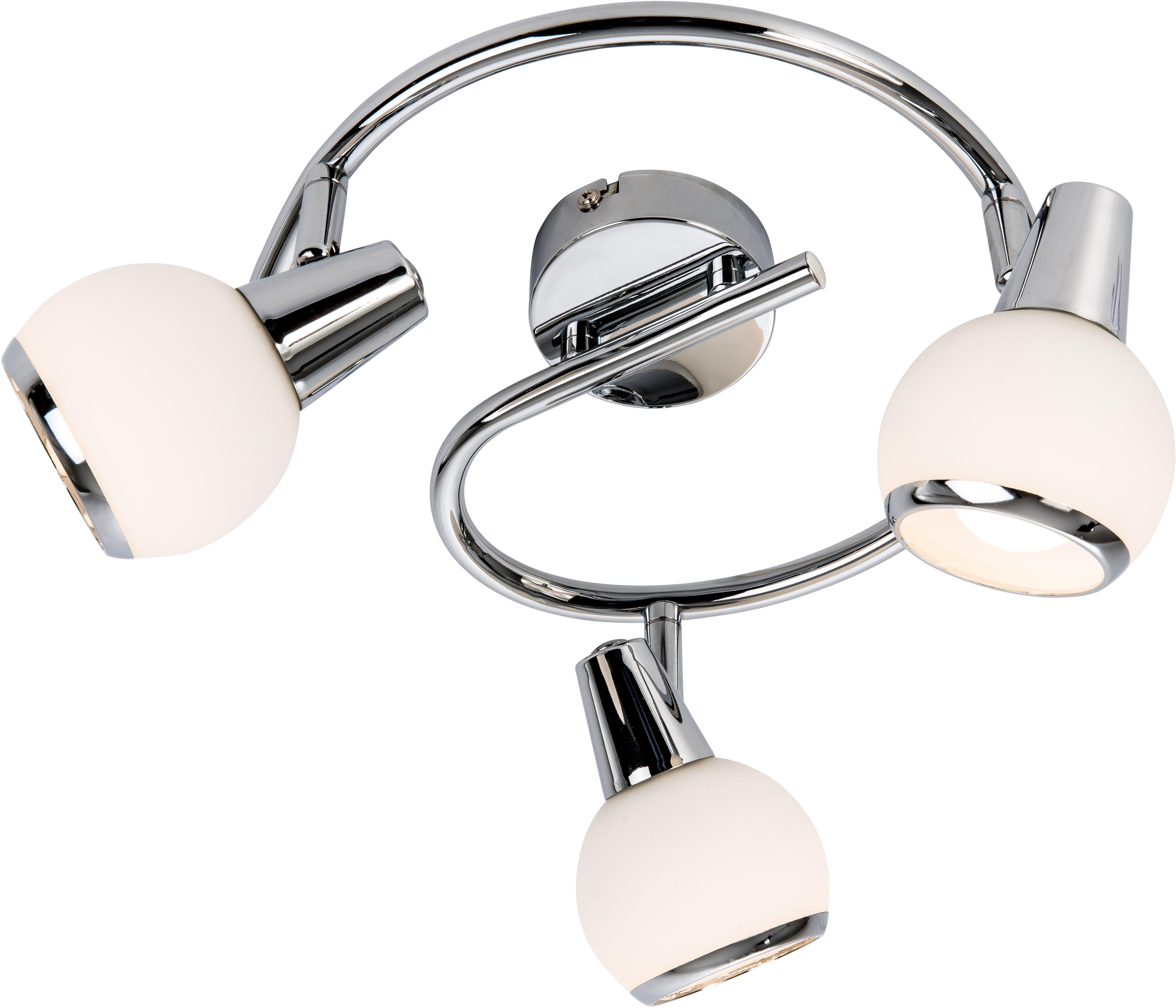 Nino LED-Deckenleuchte, 3flg., »LORIS«
