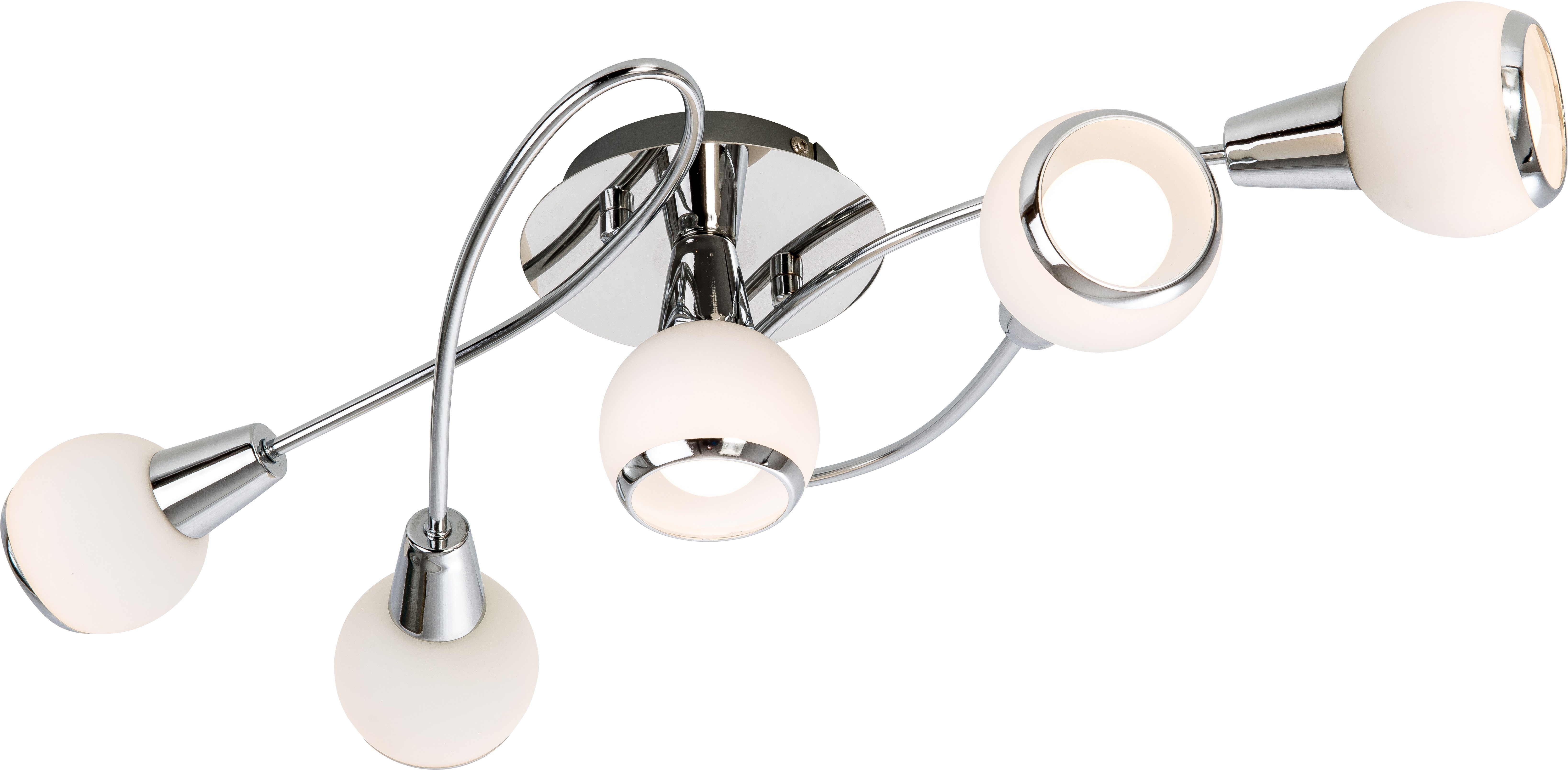 Nino LED-Deckenleuchte, 5flg, »LORIS«