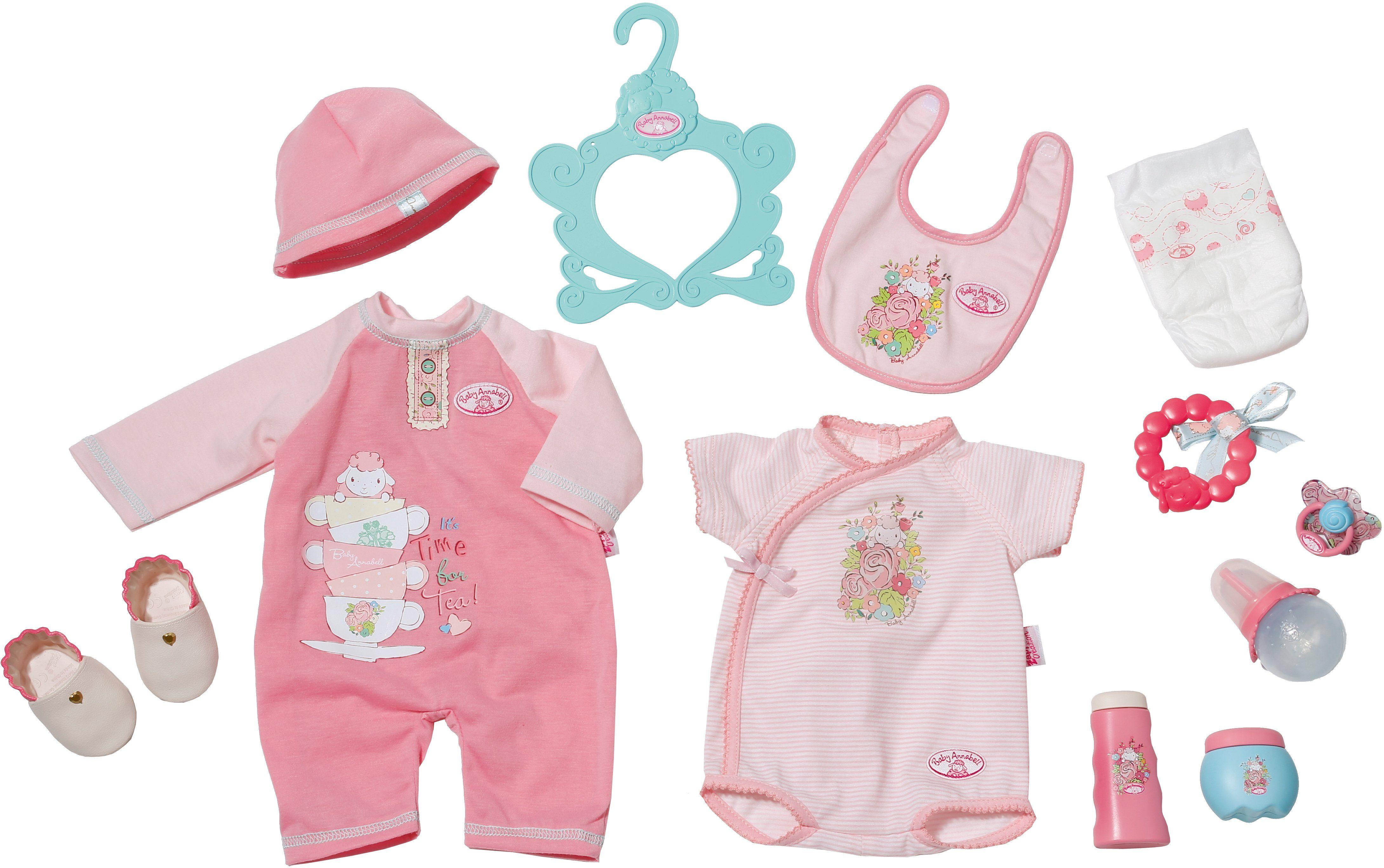 Zapf Creation Puppenbekleidung passend für Puppen 46 cm, »Baby Annabell® Special Care Set«