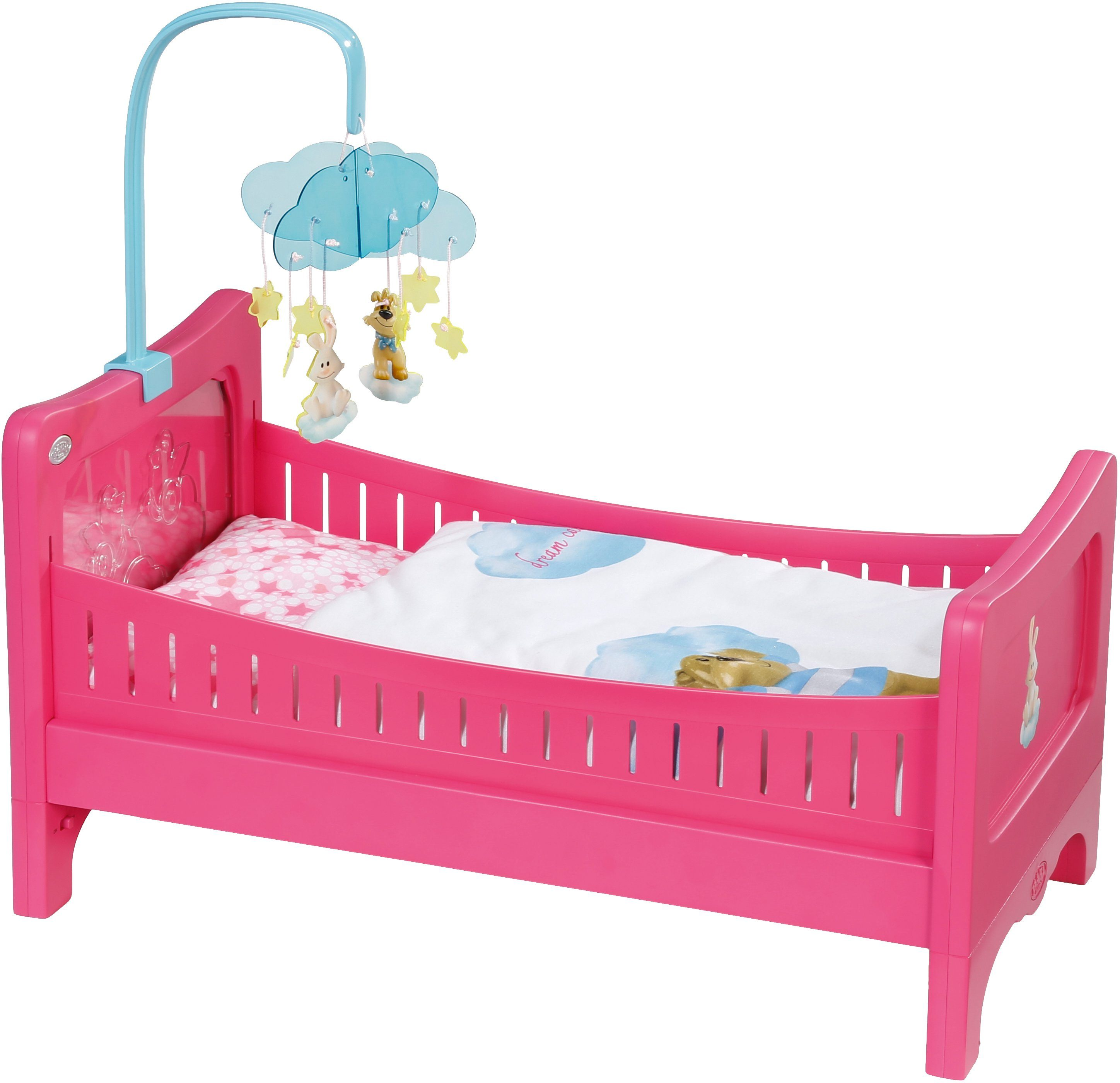 Zapf Creation Puppenbett, »BABY born® Bett«