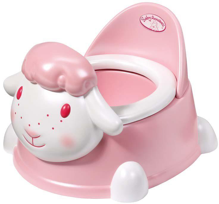 Zapf Creation Interaktives Puppentöpfchen, »Baby Annabell® Töpfchen«