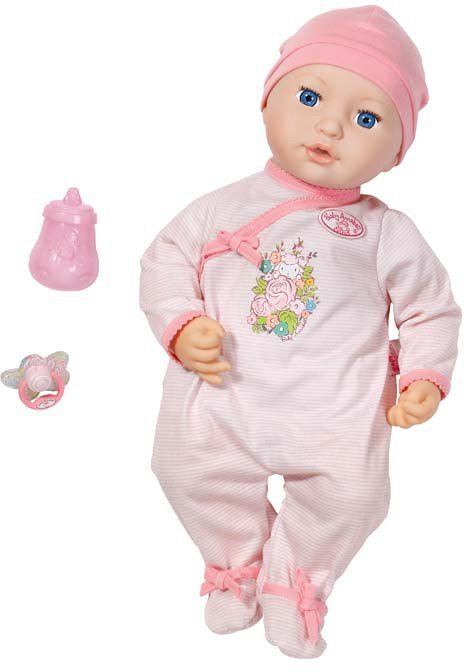 Zapf Creation Babypuppe, »Baby Annabell® Mia so Soft«