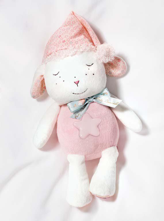 Zapf Creation Plüschtier mit Funktion, »Baby Annabell® Newborn Gute Nacht Schaf«