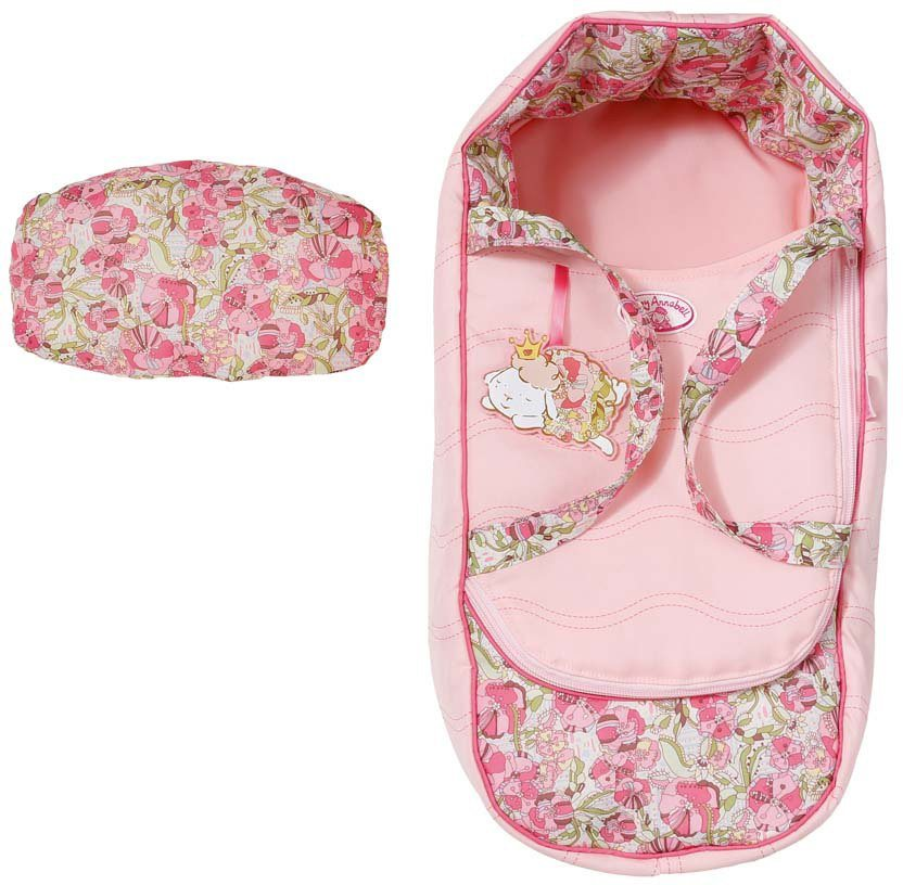 Zapf Creation Puppentrage, »Baby Annabell® Schlaf und Tragetasche« in rosa