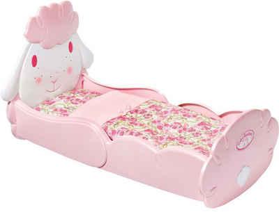 Zapf Creation Puppenbett, »Baby Annabell Schäfchen-Bett« Sale Angebote Roggosen